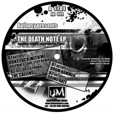 Various Artists - The Death Note E.P.