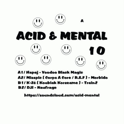 Various Artists - Acid & Mental 10