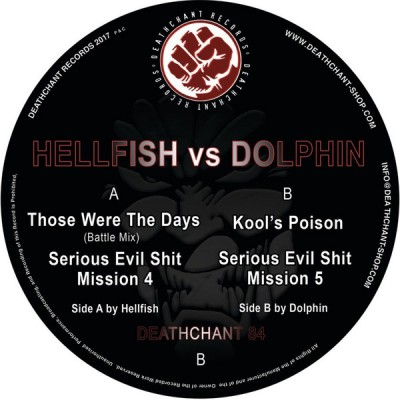 Hellfish VS Dolphin - Those Were The Days