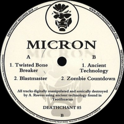 Micron - Untitled