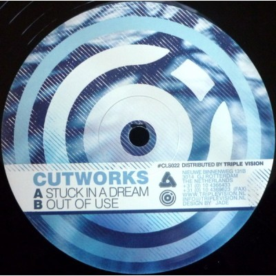 Cutworks - Stuck In A Dream / Out Of Use