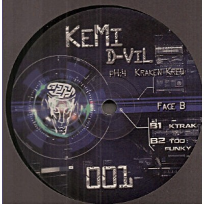 KeMi D-Vil - Untitled