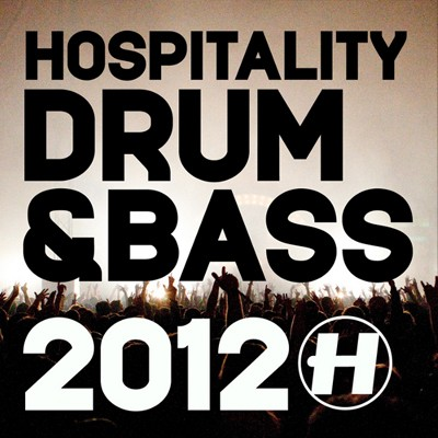 Hospitality Drum & Bass 2012 CD