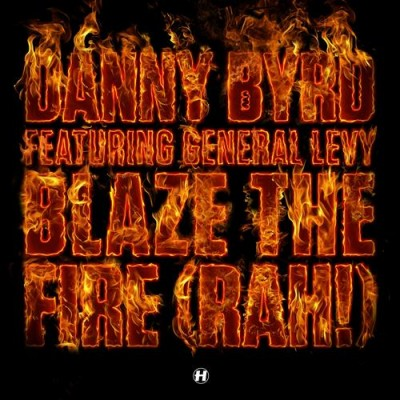 Danny Byrd Featuring General Levy - Blaze The Fire (Rah!)