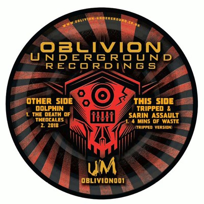 Various Artists - Oblivion Underground Recordings ‎#1