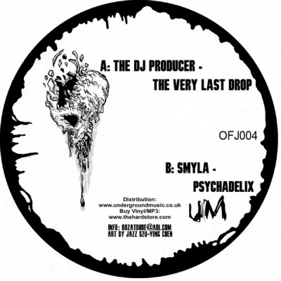 The DJ Producer & Smyla - The Very Last Drop