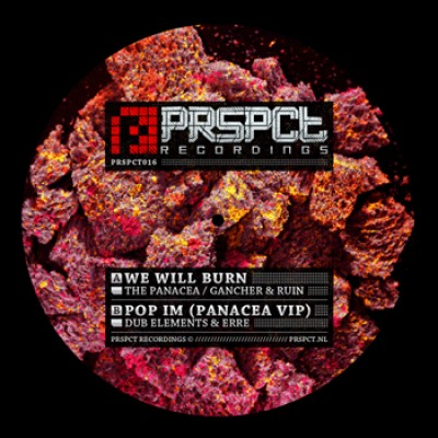 Various Artists - We Will Burn / Pop Im (The Panacea VIP)
