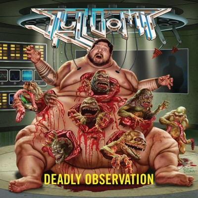 Skullvomit - Deadly Observation EP