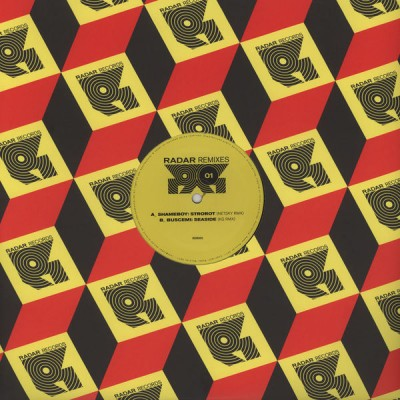 Shameboy / Buscemi ‎– Radar Remixes 01