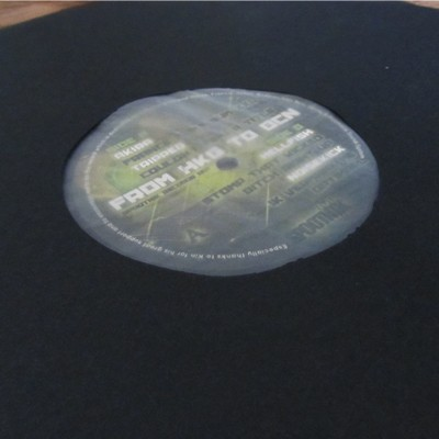 12'' Inner Sleeve Black Polybag