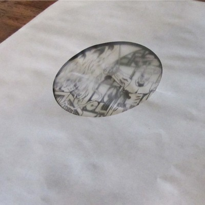 12'' Inner Sleeve White Polybag