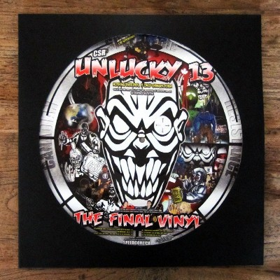 12'' Picture Disc Sleeve